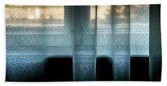 Blue Twighlight Bath Towel by KG Thienemann