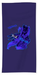 Blue Vision Hand Towel