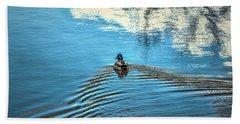 Blue Waters #g0 Hand Towel