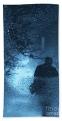 Bluemanright Bath Towel