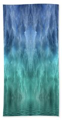 Bluepanel 11 Bath Towel by WB Johnston