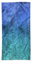 Bluepanel 17 Bath Towel by WB Johnston