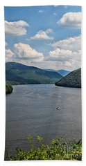 Bluestone Lake - Hinton West Virginia Bath Towel