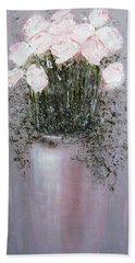 Blush - Original Artwork Bath Towel