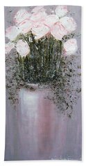 Blush - Original Artwork Hand Towel