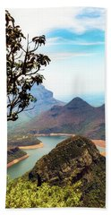 Blyde River Canyon - South Africa Bath Towel