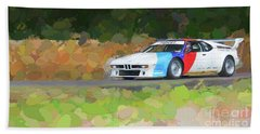 Bmw M1 Hand Towel