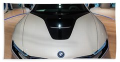 BMW Bath Towel by Sergey Simanovsky
