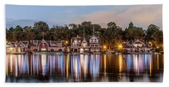 Boathouse Row Lftc Hand Towel