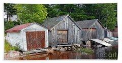 Boathouses - Mcadam Nb Bath Towel