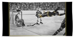 Bobby Orr 6 Bath Towel