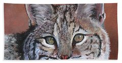 Bobcat Bath Towel