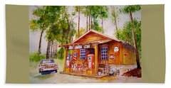 Bobs General Store Hand Towel