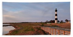 Bodie Island Lighthouse Bath Towel