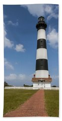 Bodie Island Lighthouse Hand Towel