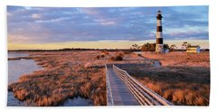 Bodie Lighthouse Hand Towel