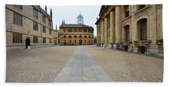 Bodleian Library Hand Towel
