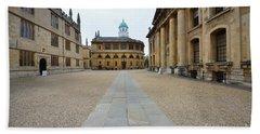 Bodleian Library Bath Towel