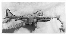 Boeing B-29 Superfortress Bath Towel