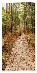 Bog Trail Hand Towel