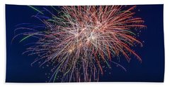 Bombs Bursting In Air Bath Towel