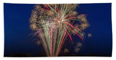 Bombs Bursting In Air II Bath Towel