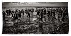 Bone Island Triathletes Hand Towel
