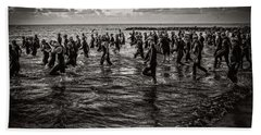 Bone Island Triathletes Bath Towel