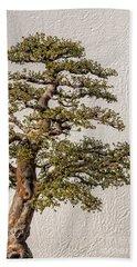 Bonsai Tree Hand Towel