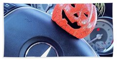 #boo! My #car Is Getting Excited About Bath Towel