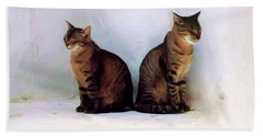 Bookends - Rdw250805 Hand Towel