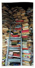 Books For Sale Bath Towel