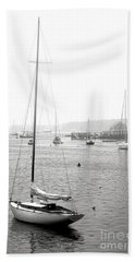 Boothbay Harbor Memories Hand Towel