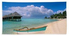 Bora Bora, Hotel Moana Bath Towel