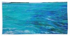 Bora Bora  Hand Towel