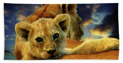 Born Free IIi Bath Towel