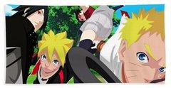 Boruto Naruto The Movie Hand Towel
