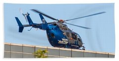 Boston Medflight Bath Towel