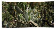 Botanic Garden Valencia Hand Towel