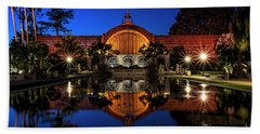 Botanical Gardens At Balboa Bath Towel