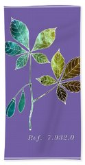 Botany 3 Bath Towel