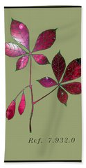 Botany 4 Bath Towel