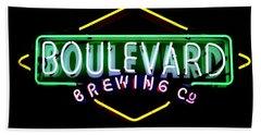 Boulevard Brewing Co Hand Towel