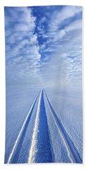 Boundless Infinitude Bath Towel by Phil Koch