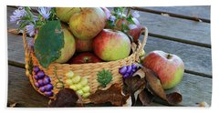 Bountiful Harvest Hand Towel