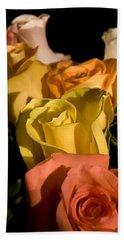 Bouquet In Line Hand Towel