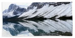 Bow Lake Hand Towel