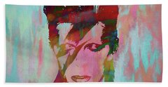 Bowie Reflection Hand Towel