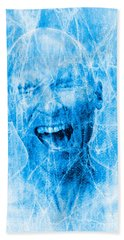 Brain Freeze Hand Towel