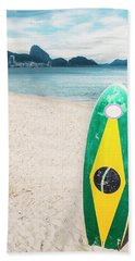 Brazilian Standup Paddle Bath Towel
